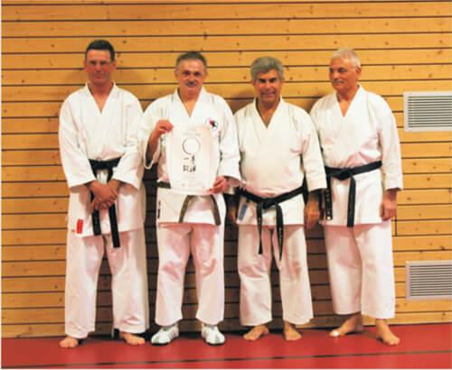 a bild karate