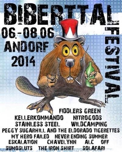 Bibertal Festival 2014