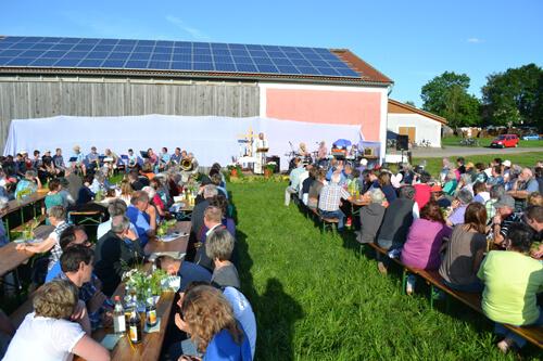 a Gottesdienst im Grünen - Reuth 028