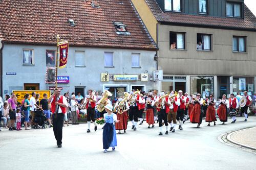 a ND Kirchweih 2014 - Umzug - Rummel 143
