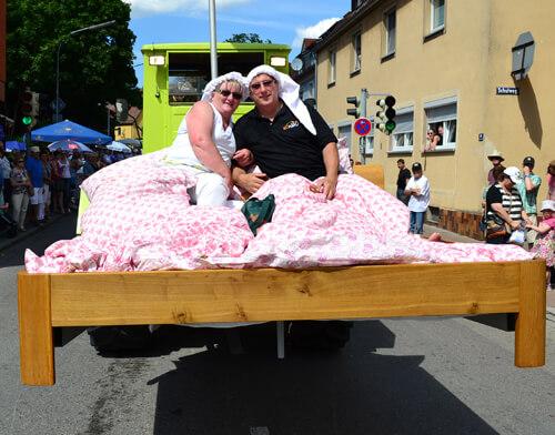 a ND Kirchweih 2014 - Umzug - Rummel 206