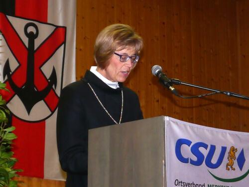 a Gisela Bornowski in Merkendorf