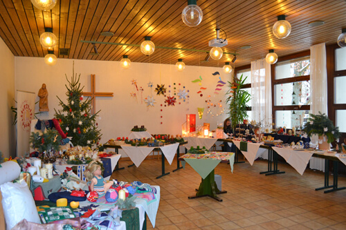 a Advent in St. Franziskus am 1. Advent 12 026