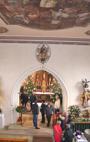 a St. Vitus Veitsaurach - Renovierung 015
