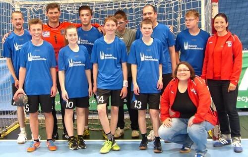 a Handballteam in Österreich 1