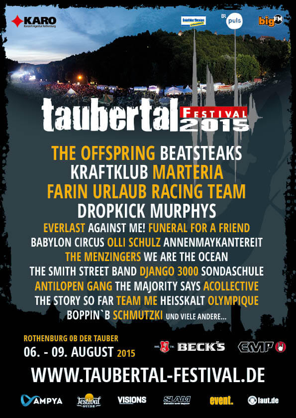 taubertal festival tickets gewinnen. Black Bedroom Furniture Sets. Home Design Ideas