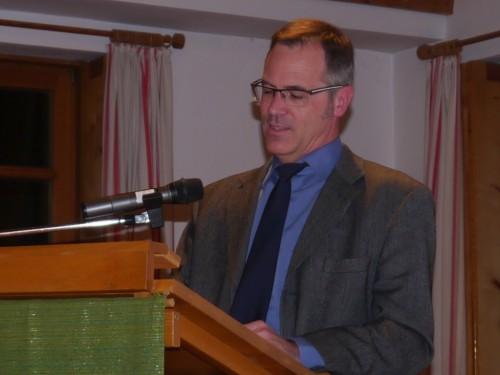 Pfarrer Detlef Meyer