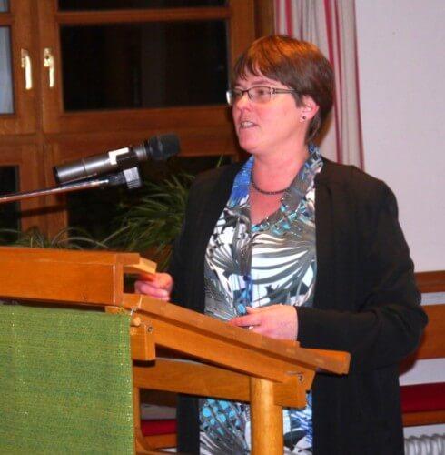 Rechtsanwältin Bettina Durst