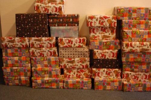 a Weihnachtsgeschenke